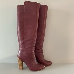 Kate Spade Saturday Knee High Boots.